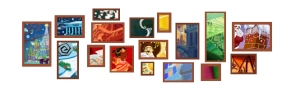 Google Logo: Holiday Doodle